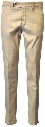 ITALIAN FAMILY - Peter Linen Trousers Sand