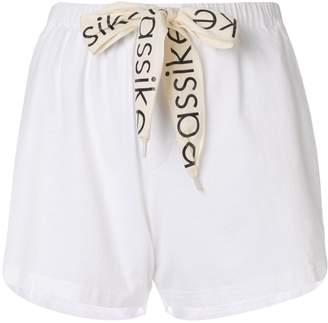 Bassike double jersey beach short