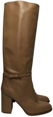 Veronique Branquinho Leather boots