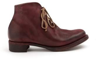 Cherevichkiotvichki lace-up boots