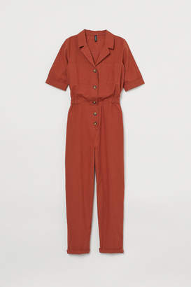 H&M Cotton Overall - Orange