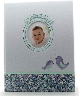 Carter's Baby Record Book Baby Story Love Birds Scrapbook Photo Album