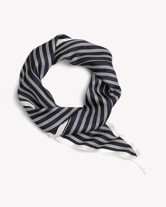 Rag & Bone Narrow silk scarf