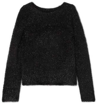 Vince Lurex Sweater - Black