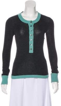 Dolce & Gabbana Lightweight Long Sleeve Sweater