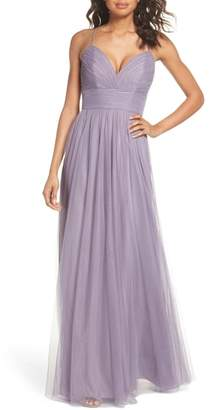 Paige Hayley Occasions English Net Gown