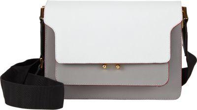 Marni Two-tone Trunk Bag