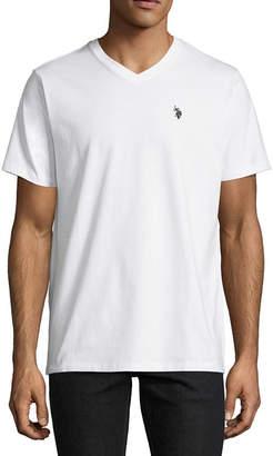 U.S. Polo Assn. USPA Short Sleeve V Neck T-Shirt