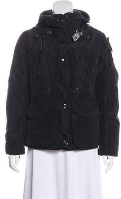 Parajumpers Layered Down Jacket