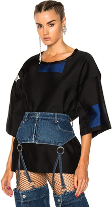 Haider Ackermann Oversized Shirt $1,812 thestylecure.com