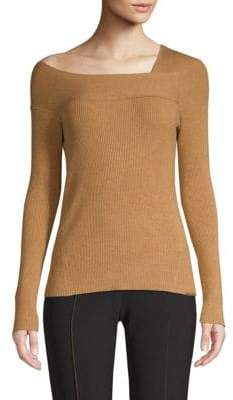 Donna Karan Boatneck Sweater