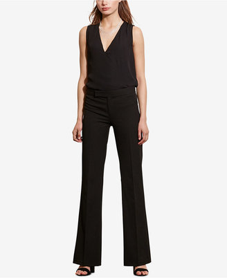Lauren Ralph Lauren Georgette Sleeveless Blouse $79.50 thestylecure.com