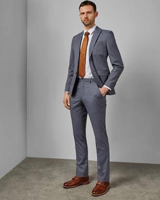 GULLT Debonair stripe wool suit trousers