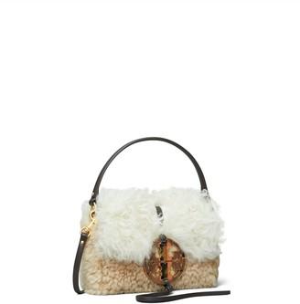 Miller Shearling Mini Shoulder Bag