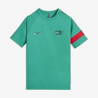 Nike Dri-FIT Academy CR7 Older Kids'(Boys') Football Top
