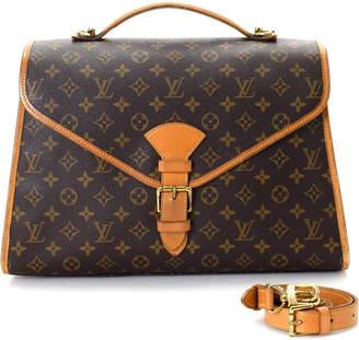 Louis Vuitton Monogram Beverly Briefcase MM - Vintage