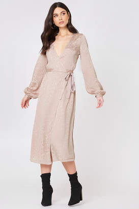 Gestuz Cete Wrap Dress