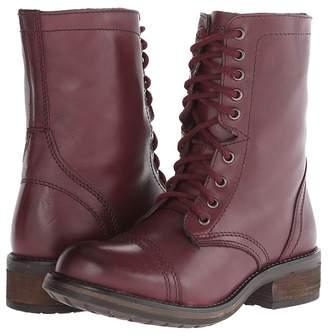 Steve Madden Troopa2.0 Combat Boot Women's Shoes