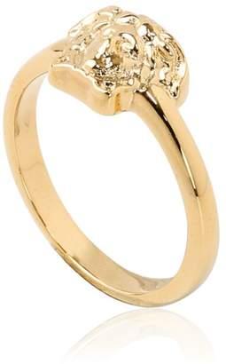 Versace Medusa Thin Ring