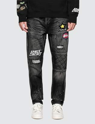 Billionaire Boys Club Dirt Race Denim