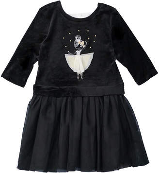 Petit Lem Dance Flow Ballerina Dress