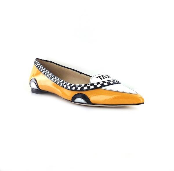 Kate Spade Taxi Flat