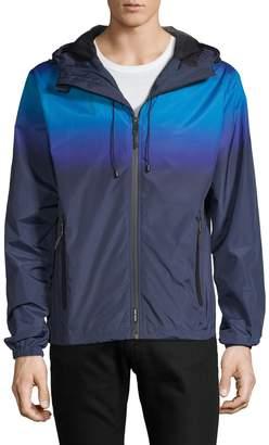 Body Glove Marshall Ombre Windbreaker Jacket