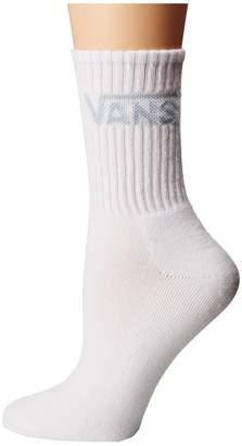 Vans Basic Crew 3-Pack Women's Crew Cut Socks Shoes