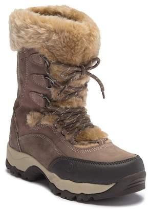 Hi-Tec St. Moritz 200 II Faux Fur Trim Boot