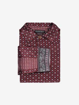 Alexander McQueen Paisley Silk Shirt