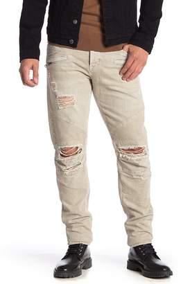 Hudson Blinder Biker Skinny Fit Jeans (Fortitude Green)
