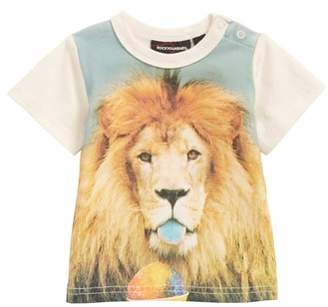 Rock Your Baby Summertime Lion Graphic T-Shirt
