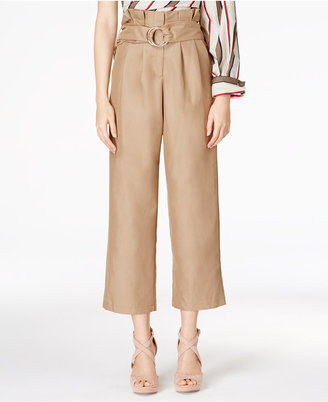 J.o.a. Cropped Wide-Leg Pants $90 thestylecure.com