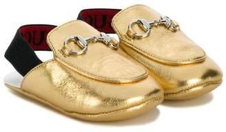 Gucci Kids slingback pre-walkers