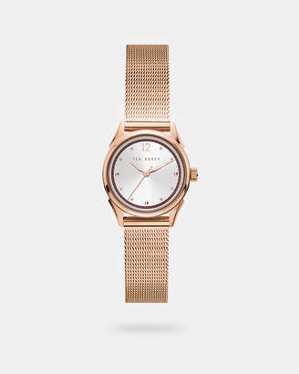 Ted Baker LUCHIE Milanese mesh band watch