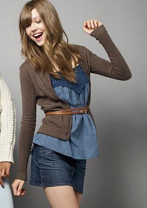 Gina Double-Wrap Belt
