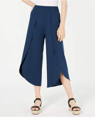 American Rag Juniors' Cropped Wrap Pants