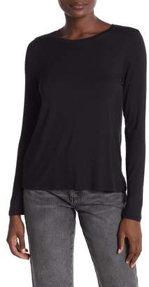 Halogen Long Sleeve Hi-Lo Tee