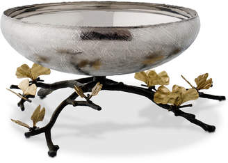 Michael Aram Butterfly Ginkgo Large Footed Centerpiece Bowl
