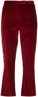 Max Mara 'S corduroy cropped trousers