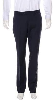 John Varvatos Wool Pinstripe Pants