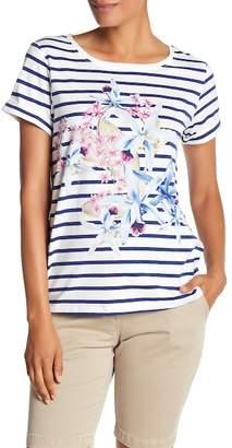 Tommy Bahama Striped Short Sleeve Shirt