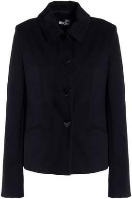 Love Moschino Embellished Cotton-Blend Gabardine Jacket