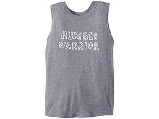 Spiritual Gangster Kids Humble Warrior Muscle (Toddler/Little Kids/Big Kids)