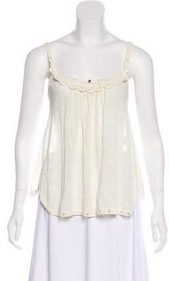 Phi Sleeveless Knit Top