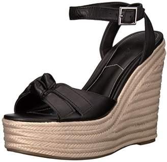 KENDALL + KYLIE Women's Gwenn Espadrille Wedge Sandal