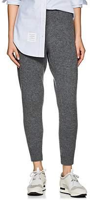 VIS A VIS Women's Wool-Cashmere Jogger Pants - Gray