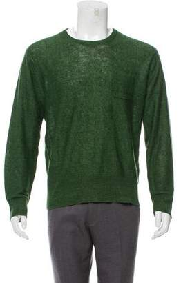 Todd Snyder Linen Knit Sweater