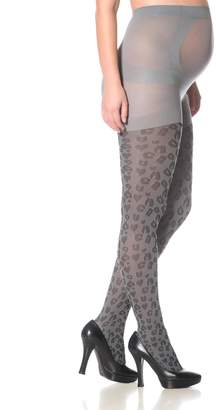 A Pea in the Pod Animal Print Maternity Tight