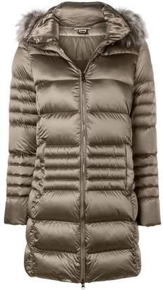 Colmar midi puffer jacket